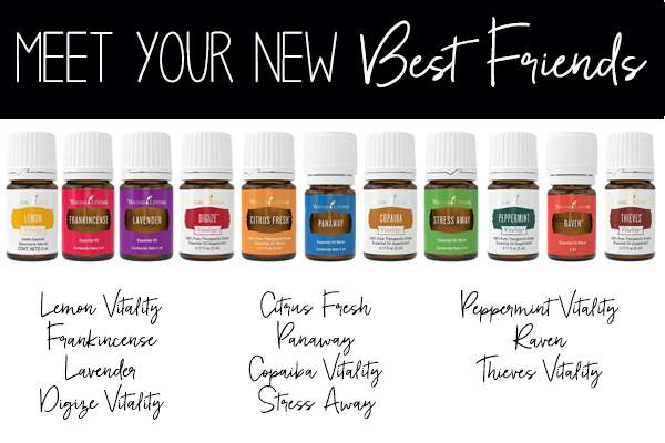 Everything You Wanted to Know about The Young Living Premium Starter Kit | HappyHomeHappyHeart.com