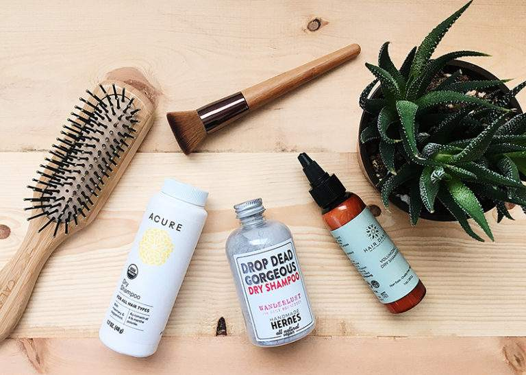 5 All Natural Dry Shampoos You Need To Try