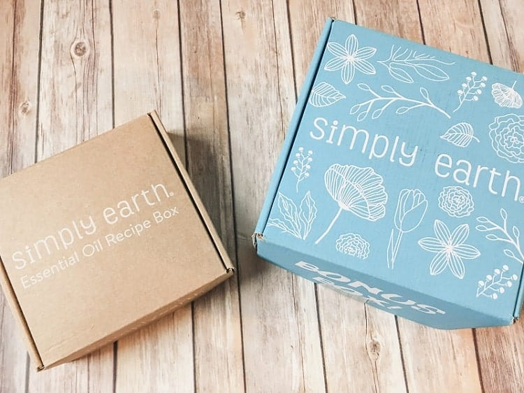 Simply Earth Subscription Box Review