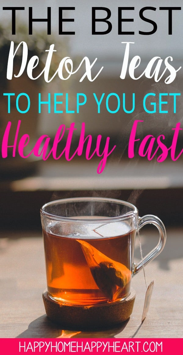 Detox tea is soooo good for you! There are so many different benefits of detox tea. This post is full of information about detox tea and also shares the 5 best detox teas for your health. #HealthyLiving #Detox #DetoxTea#NaturalLiving #HealthAndWellness
