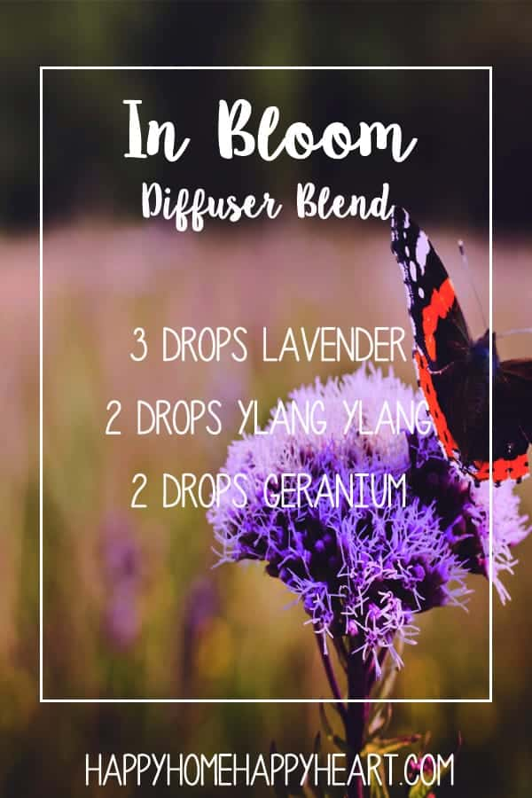 In Bloom Diffuser Blends