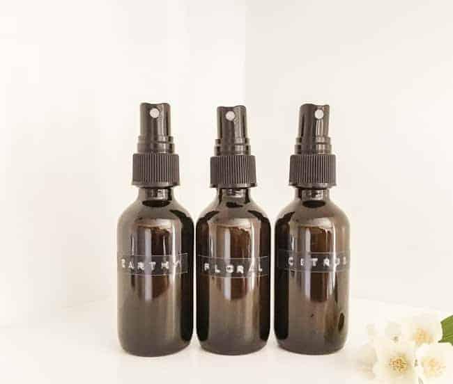 DIY Body Spray with Essential Oils