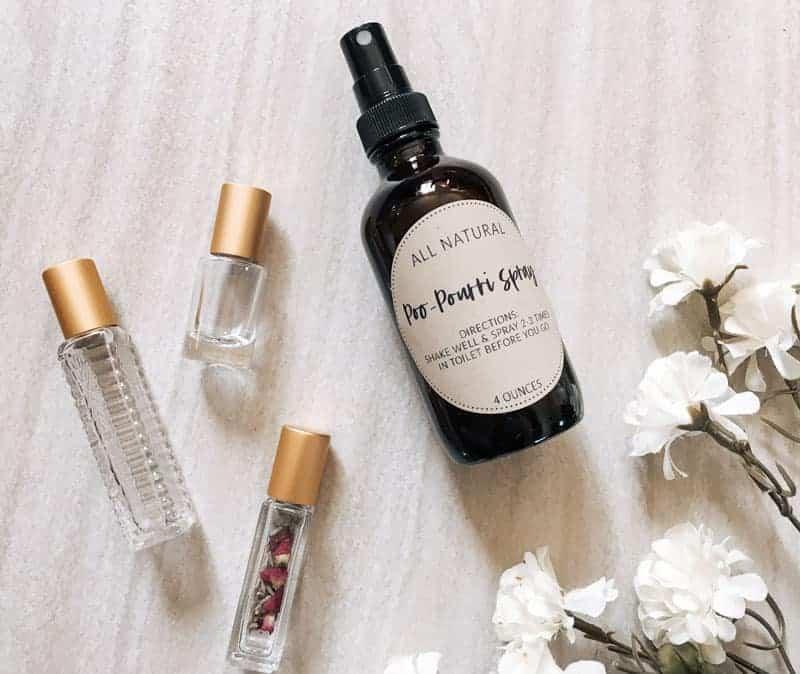 Poo Pourri Spray with Essential Oils