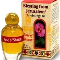 Rose of Sharon Oil