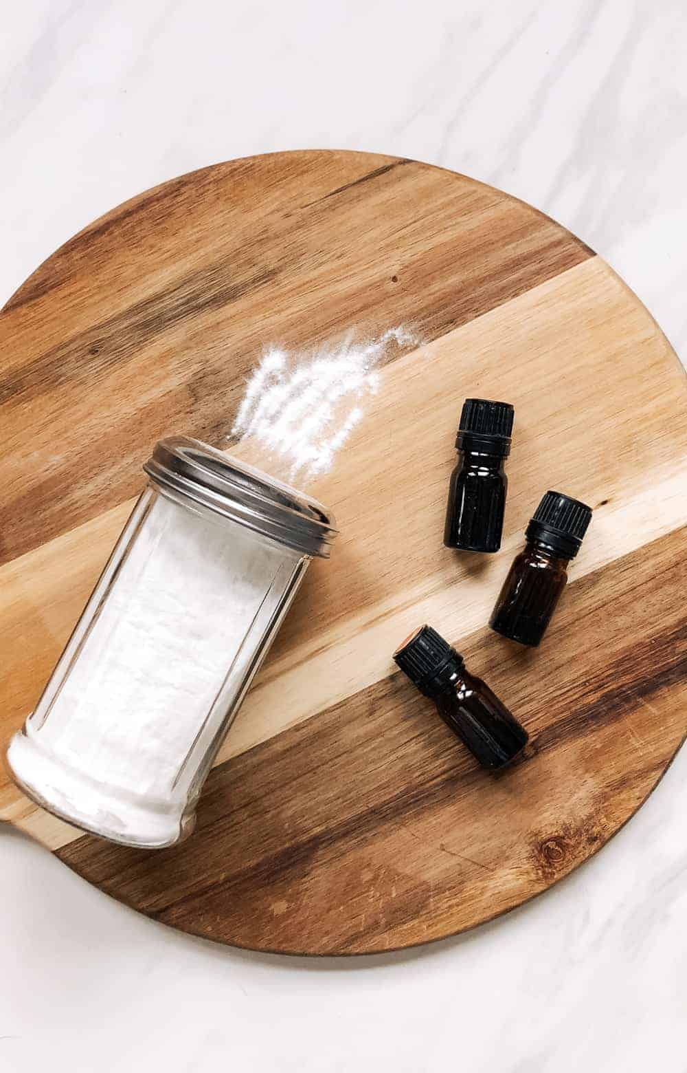 DIY Carpet Deodorizer with Essential Oils