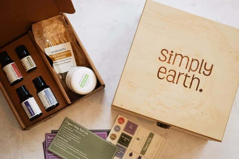 Simply Earth June 2020 Recipe Box Review