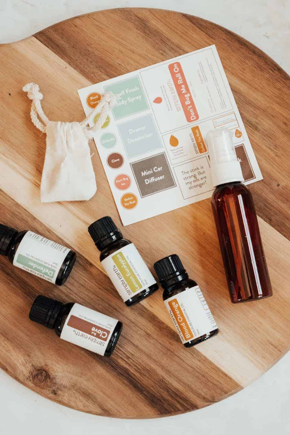 Simply Earth September 2020 Recipe Box