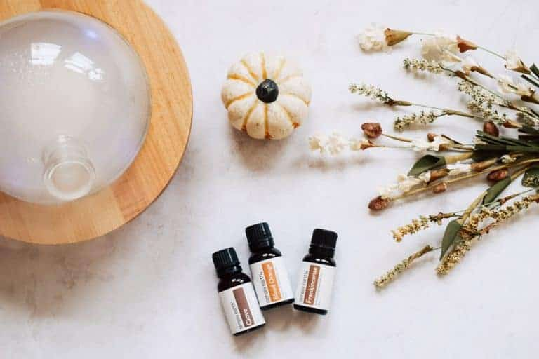 10 Essential Oil Diffuser Blends For Fall + Free Printable