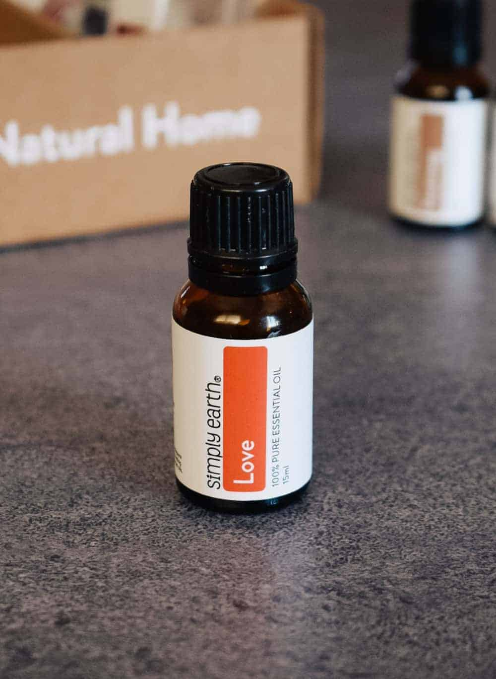 Simply Earth Love Essential Oil Blend