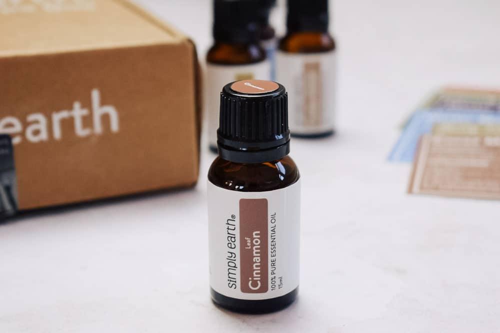 Simply Earth Cinnamon Essential Oil