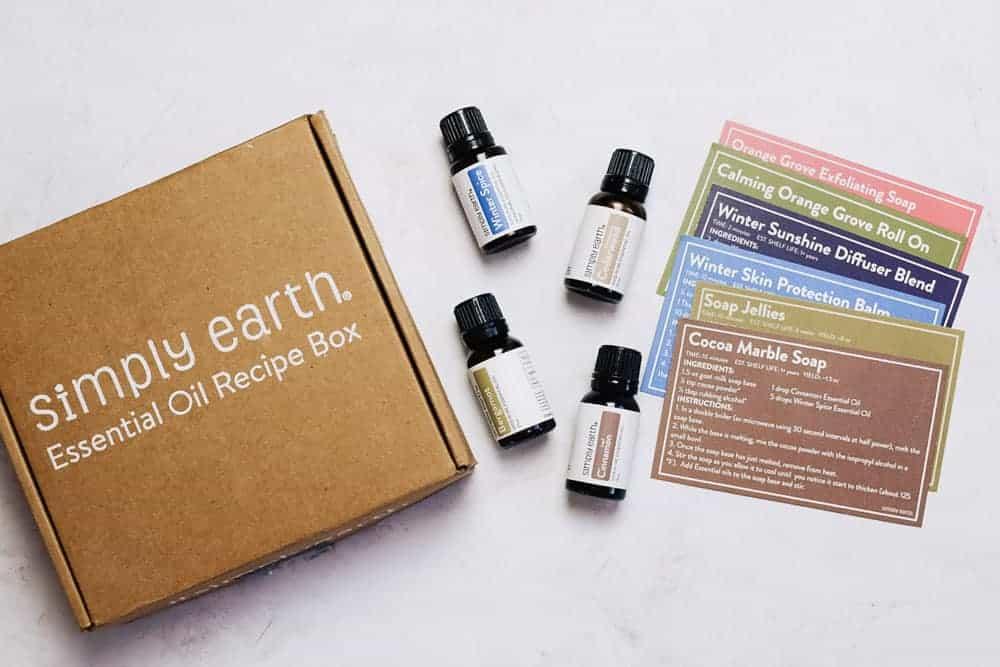 Simply Earth December 2020 Box