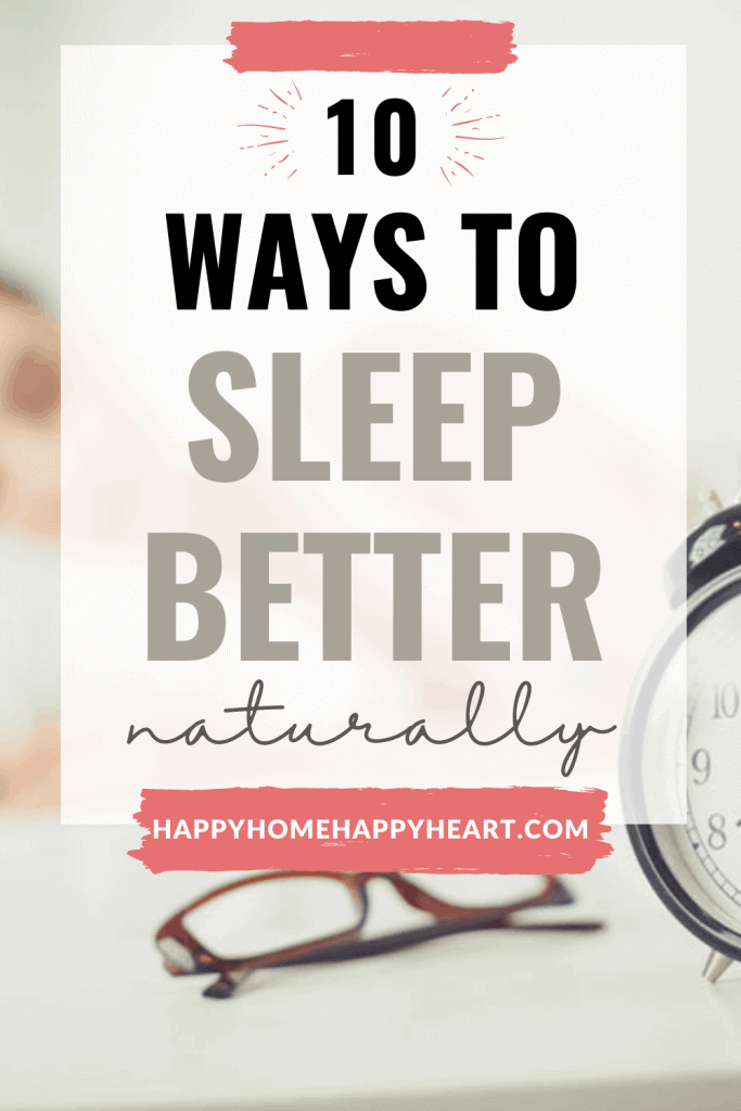 Good sleep is one of the first steps to healthy living. These sleep tips will help you sleep better tonight! Try one or all of these natural sleep remedies if you have trouble sleeping!