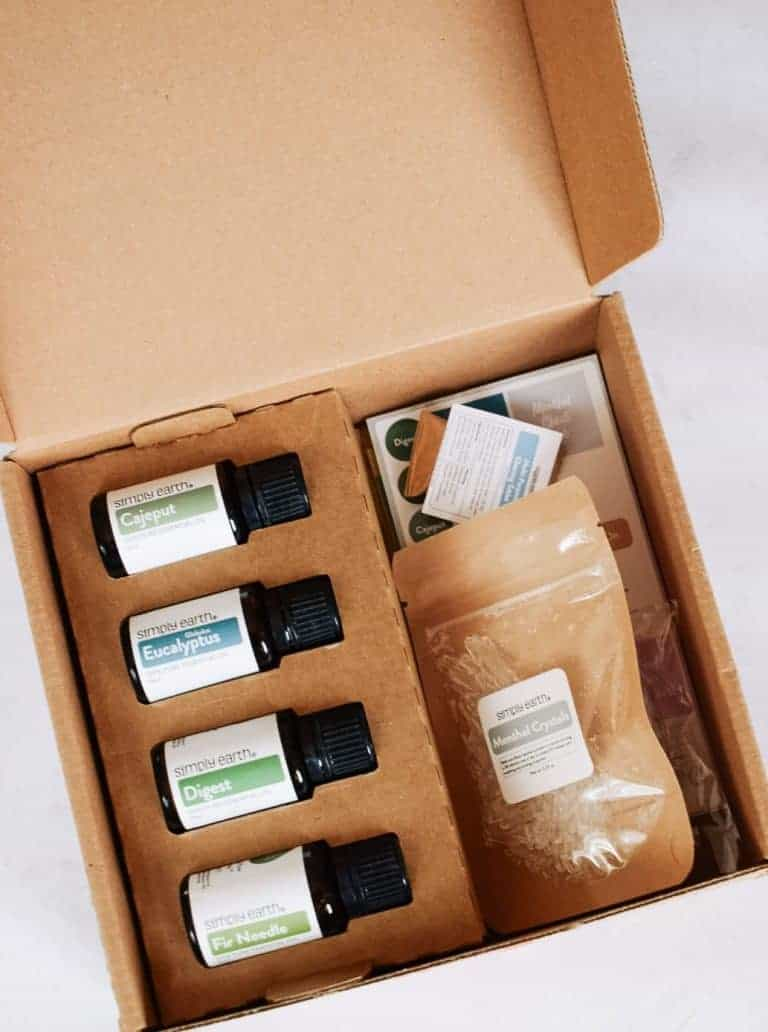 Simply Earth October 2021 Box Review